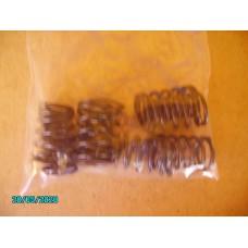 Clutch Pressure Springs - 175cc engines - set of 8 [N-04:13-175-OS]