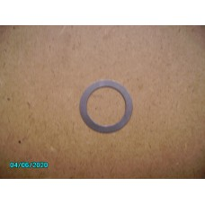 Shim to supplement thrust washer 0.1mm [N-15:11A-Car-AL]