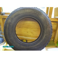 Duro 450x10 tyre block tread overall size same as trelleborg [N-16:07A-Car N]