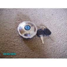 Fuel cap - locking [N-21:04A]