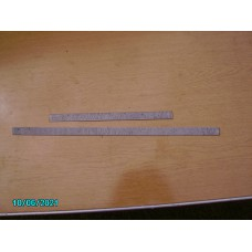 Steel for mudguard brackets