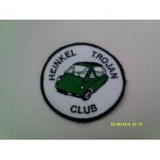 Cloth embroiderd badge
