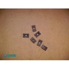 Door Badge Pin Clips [N-14:02A-Car-NE]