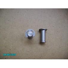 Door Hinge Pin stainless with clip [N-14:18-Car-OL]