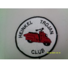 Scooter Cloth Badge